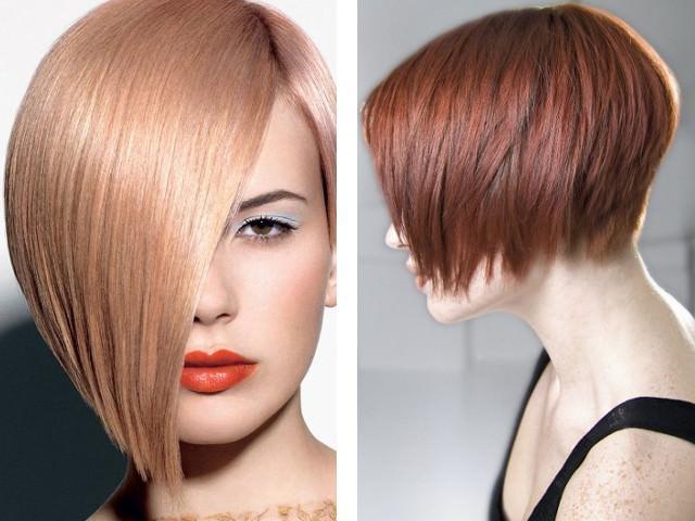 Выбираем стрижку на тонкие волосы (66 фото)