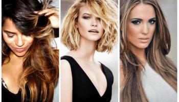 Самые модные тенденции в окрашивании волос 2018 (162 фото)