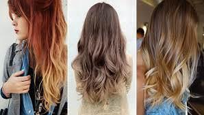 Двухцветное окрашивание волос в новом сезоне 2019 (71 фото)