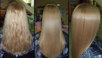 Кератиновые маски для восстановления волос, «за» и «против»