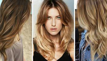 Брондирование волос: техника, виды, особенности