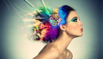 Как смыть нежеланный  оттенок с волос в домашних условиях