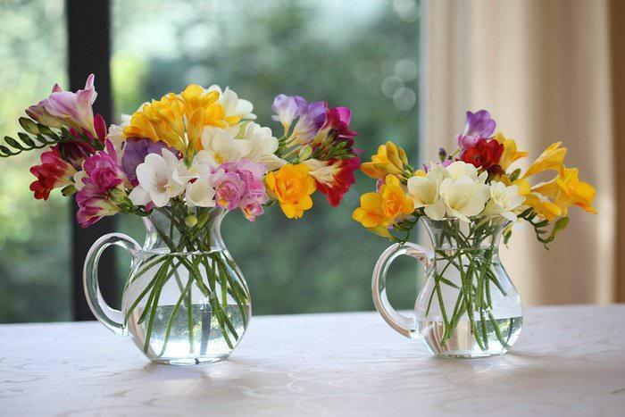 Топ 10 видов цветов, которые дольше всего стоят в вазе!