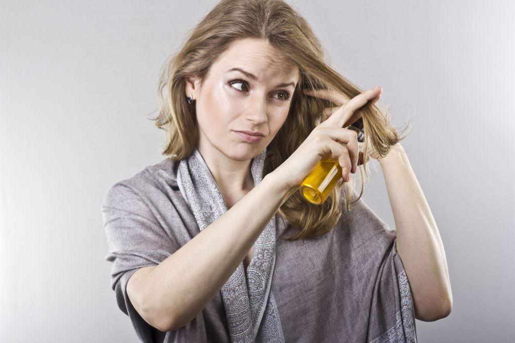 Правильный уход за сухим типом волос
