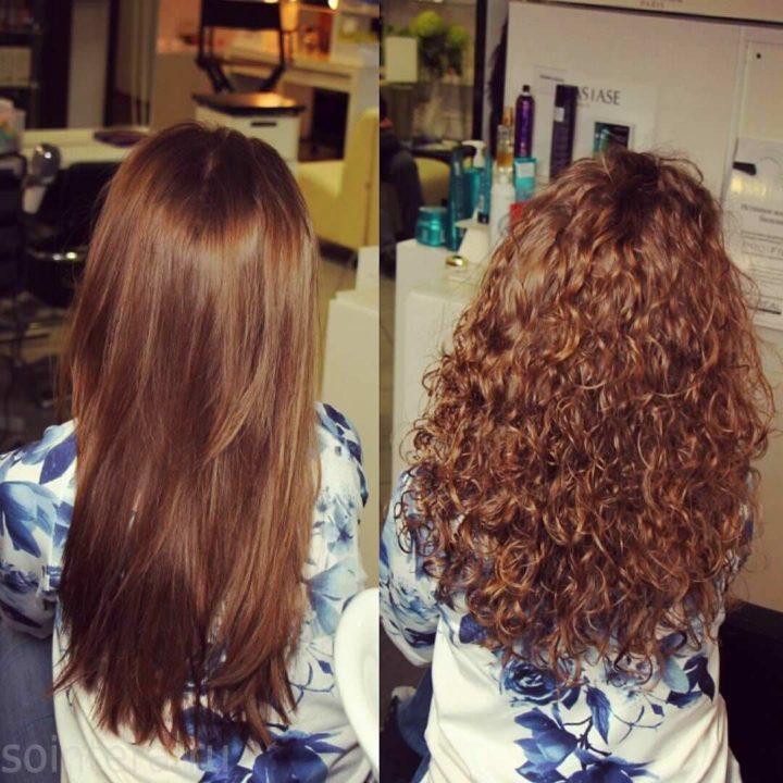 Биозавивка волос своими руками фото 293