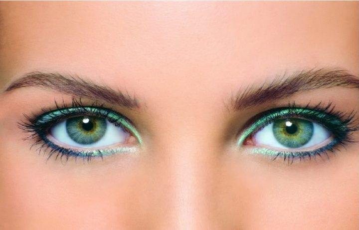 красивые бирюзовые глаза картинки своими руками