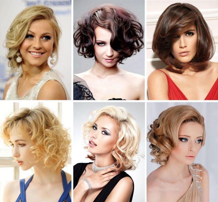 11111-6 Укладки на средние волосы в домашних условиях фото