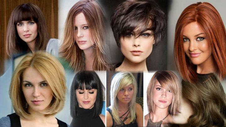Стрижки на среднюю длину волос для женщин