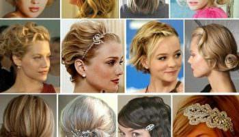 Прически на короткие волосы: основные моменты, обучение (200 фото + видео)
