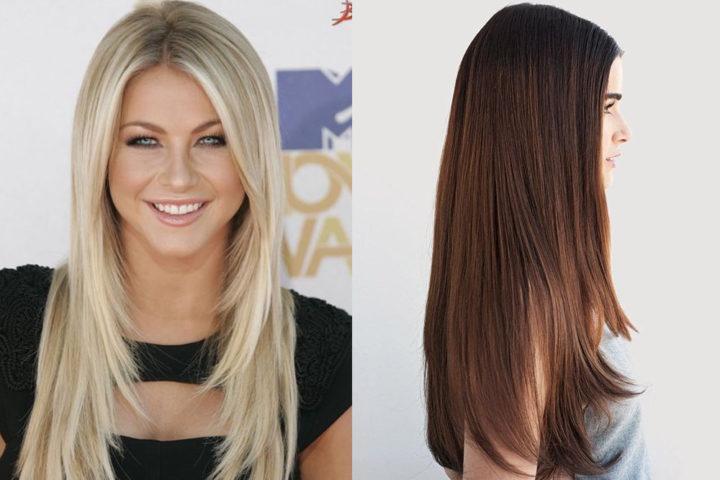 Рассмотрим, какие красивые стрижки можно выполнить на длинных волосах.