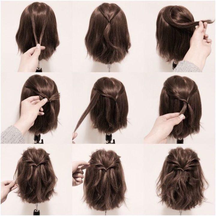 фото причёсок на короткие волосы фото