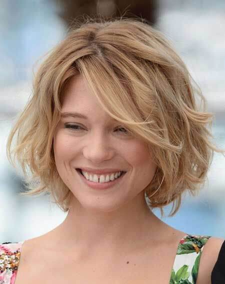 Красивые и стильные укладки на короткие волосы (50 фото)