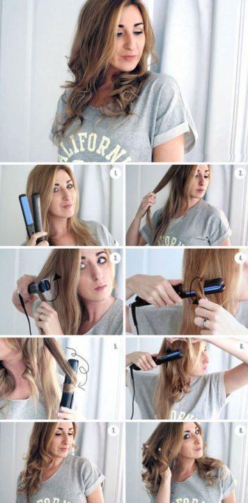 Красивые и стильные укладки на длинные волосы (30 фото)
