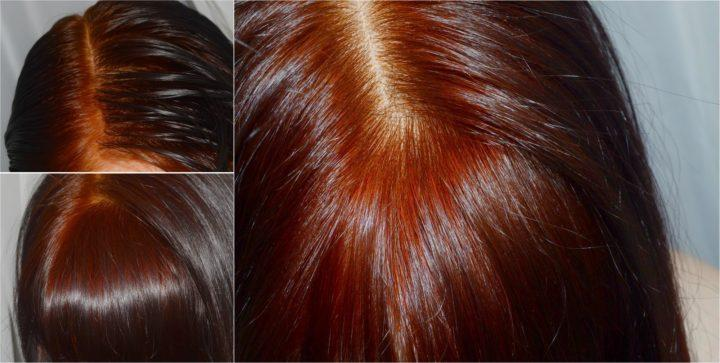Все прекрасно наслышаны о том, насколько положительно она влияет на состояние волос и, кроме того, может их окрашивать.