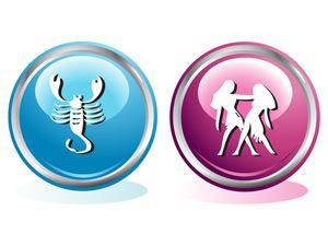 Совместимость знаков Скорпион Близнецы в любви, сексе и дружбе