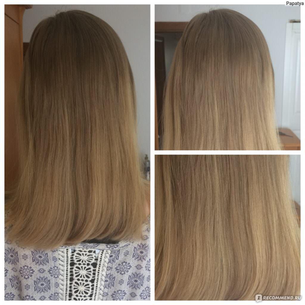 Осветление волос ромашкой фото