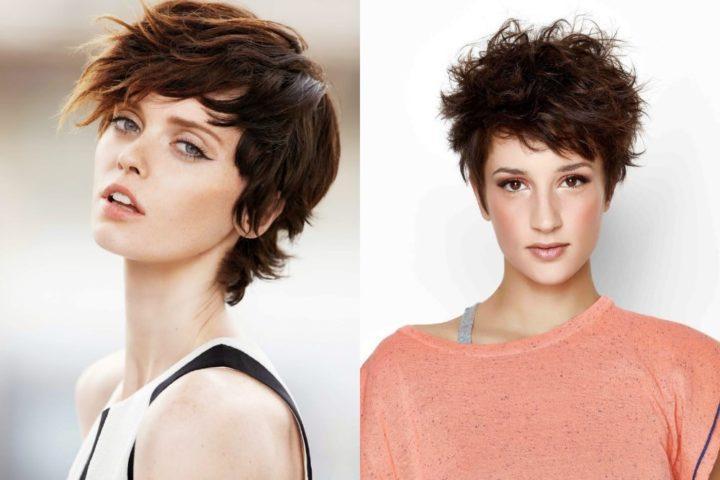 1111111111-1 Красивые стрижки на средние волосы 2019-2020, фото, идеи стрижки на средние волосы