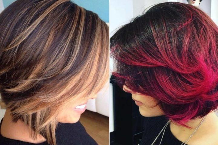 что фотобумага покраска волос на темные короткие волосы фото телка снимает