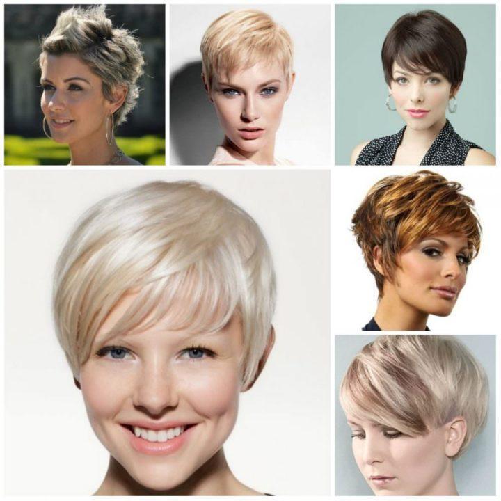 Классические женские стрижки на короткий волос