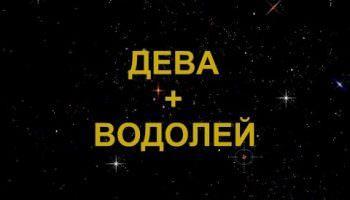 Совместимость знаков Водолей + Дева в любви и дружбе