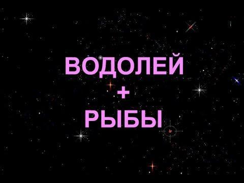 Совместимость знаков Водолей + Рыбы в любви и дружбе