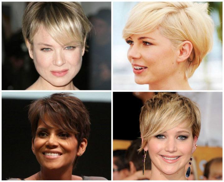 Модельные стрижки для женщин: разновидности, особенности (62 фото)