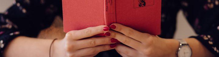 Красный маникюр с дизайном (фото)