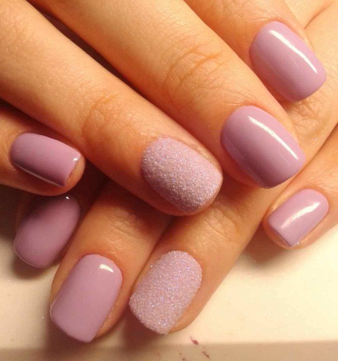 Бледно Розовый Шеллак Фото