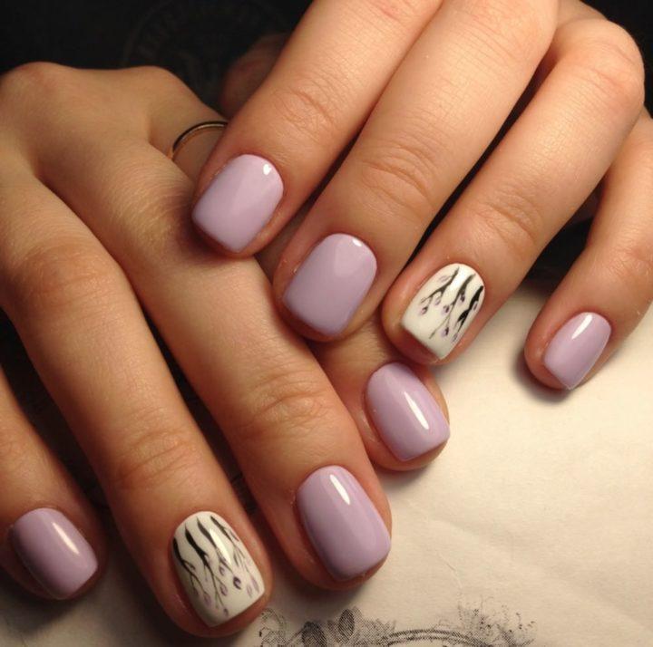 Лучшие оттенки лаков для коротких ногтей