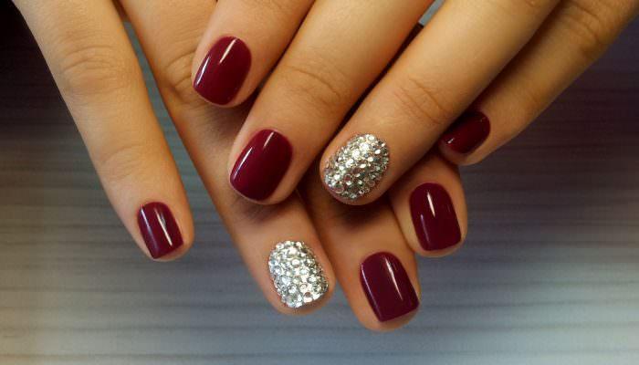 Маникюр на короткие ногти: особенности, идеи (175 фото)