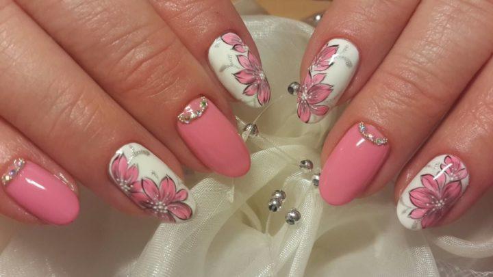 тенденция весенний дизайн ногтей картинки