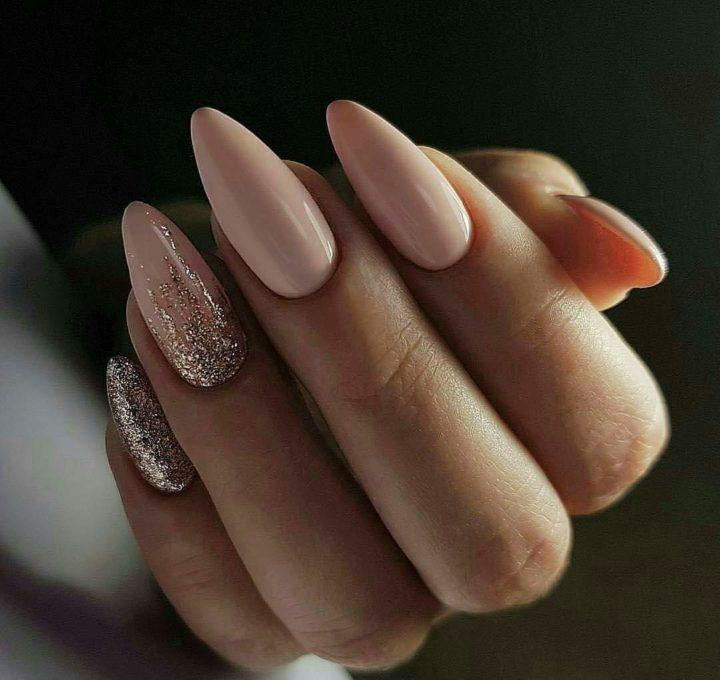 Маникюр на длинные ногти: особенности, идеи (25 фото)