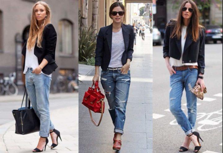 487a5f9ea7a А также покажем несколько потрясающих модных образов с данными джинсами для  весеннего