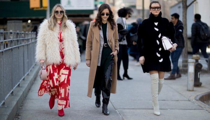Мода зима 2018-2019: одежда, обувь, аксессуары (245 модных образа)
