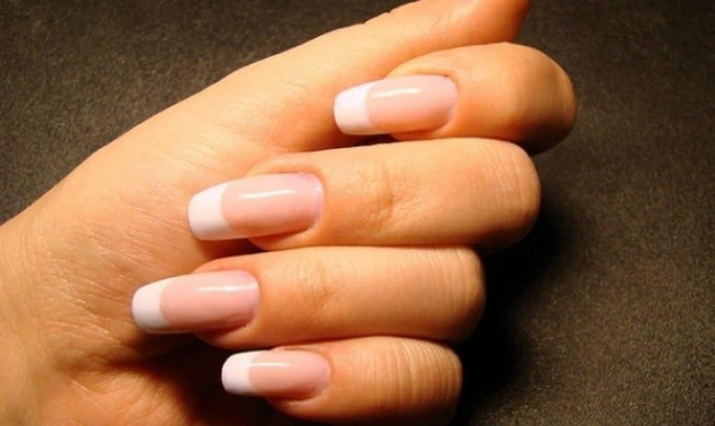 Маникюр на нарощенные ногти (55 фото)