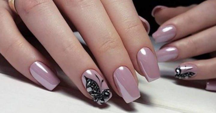 Картинки по запросу ногти бабочки