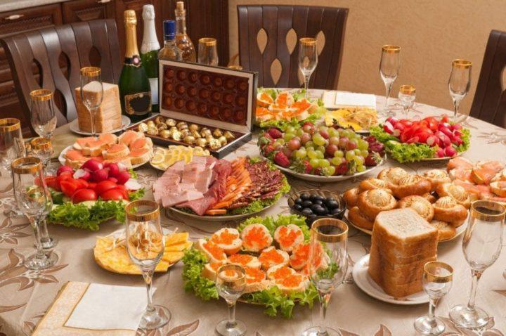 рецепты горячих блюд и салатов