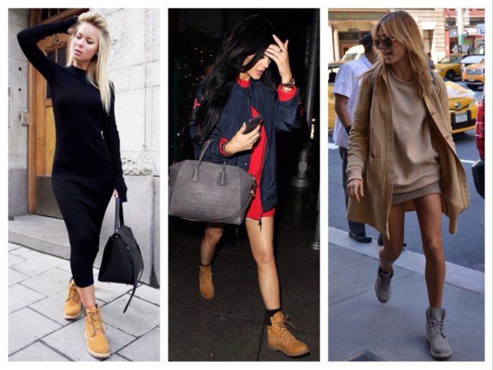 Ботинки - лучший выбор для ваших ног (50 фото)