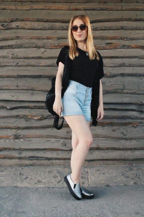 Юбка - брюки, популярные модели, рекомендации по сочетанию с обувью