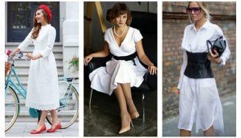 С чем носить летнее платье: неповторимые образы на каждый день (72 фото)