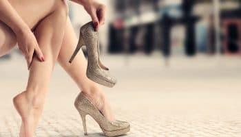 Обувь на каблуке — как сочетать правильно? (50 фото)