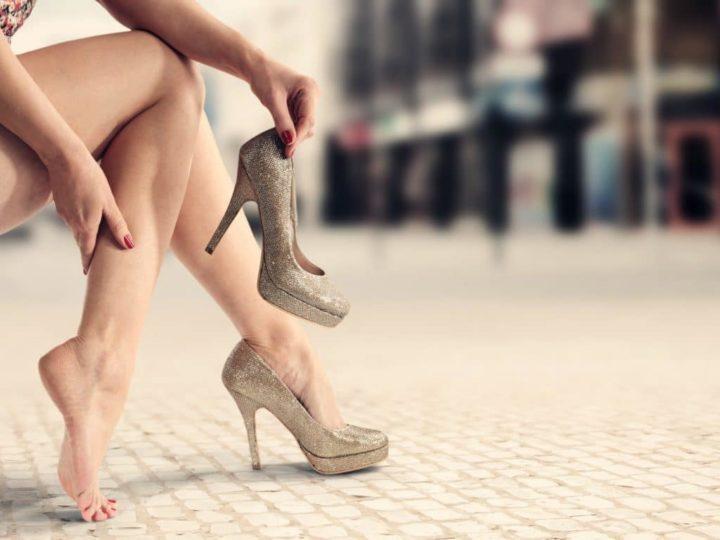 Без Обуви Девчонки