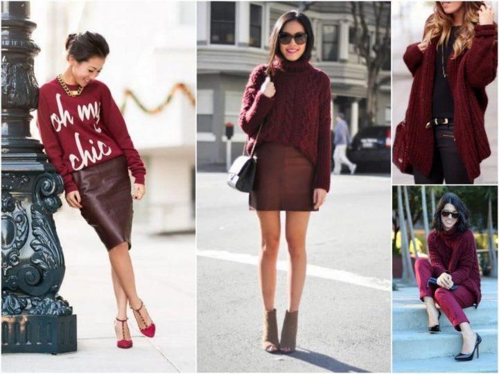 Какой лучше выбрать свитер и с чем его носить (52 фото)