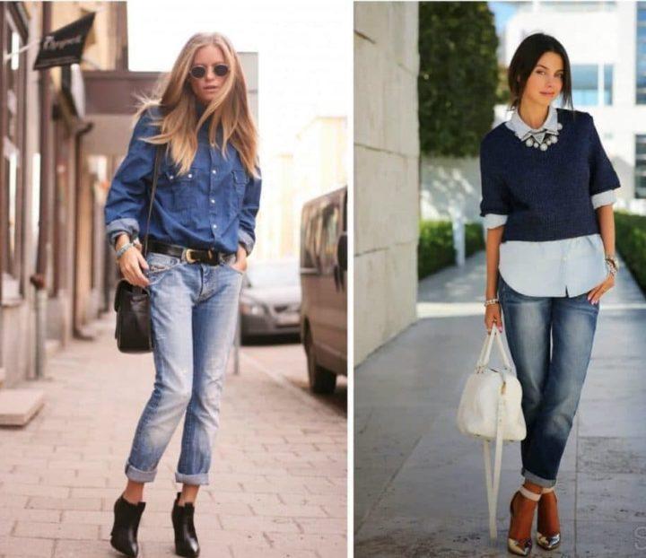 2b87302f779 Как правильно носить рубашку и джинсы  (50 фото)