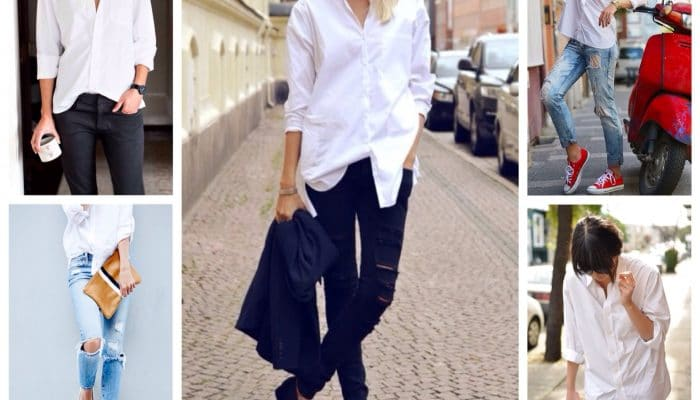 Как правильно носить рубашку и джинсы? (50 фото)