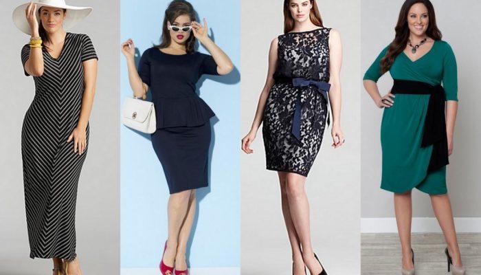 Что носить полным девушкам? (56 фото)