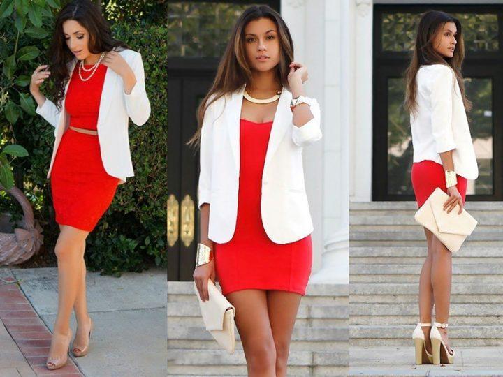 ab297a12562174f С чем носить платье: короткие, миди и длинные, все фасоны и цвета ...