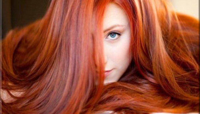 Как подобрать цвет бровей девушкам с рыжим цветом волос