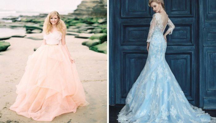 Свадебная мода 2019 (56 фото)