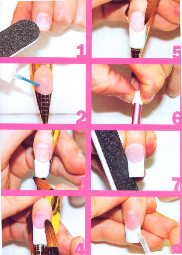 филиз переводит нарастить ногти дома фото статье